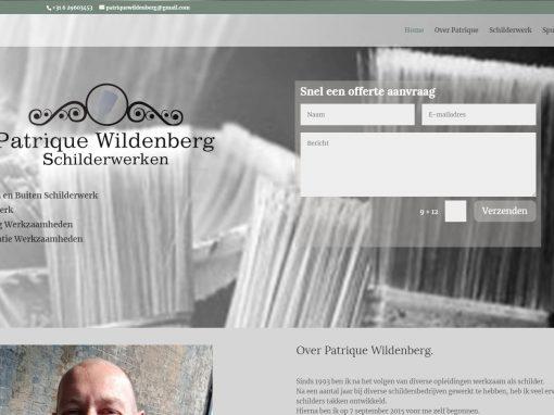 Patrique Wildenberg Schilderwerken